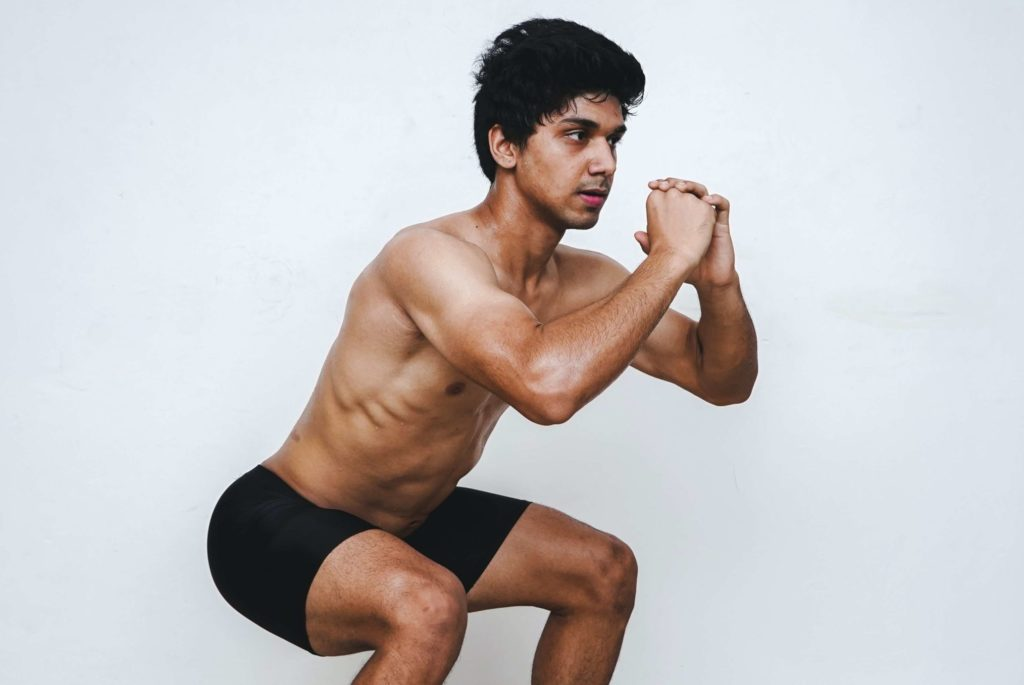 1 Hour At Home Workout Routine With No Equipment