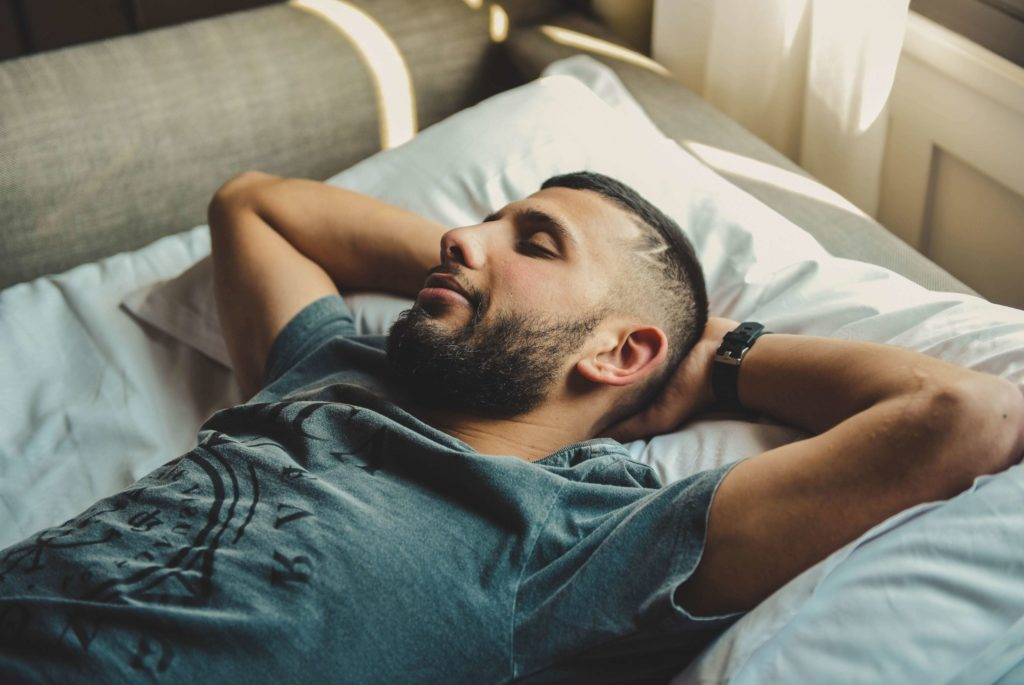 Does Your Sleeping Position Affect Muscle Growth?